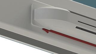 NovaAir ablakba építhető légbevezetőkhöz