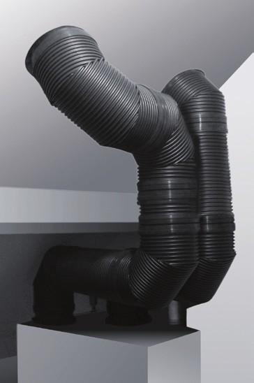 BROOKflex FLX merev cső