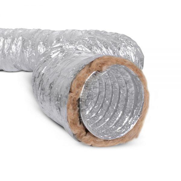 ITA-L hő- és hangszigetelt flexibilis cső